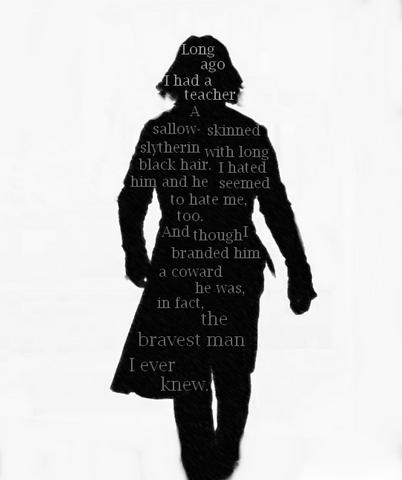 thats Snape
