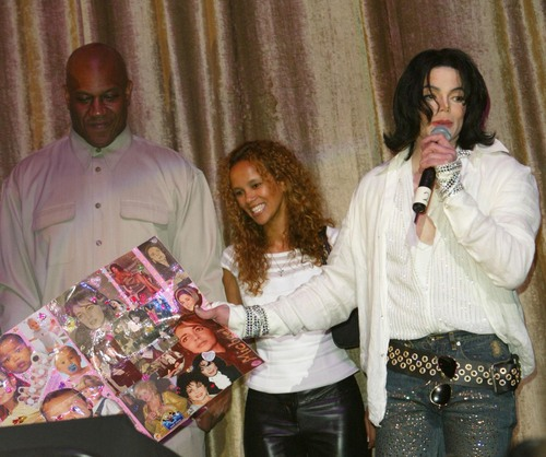 Celebration of Love (Michael's 45th Birthday Party 2003