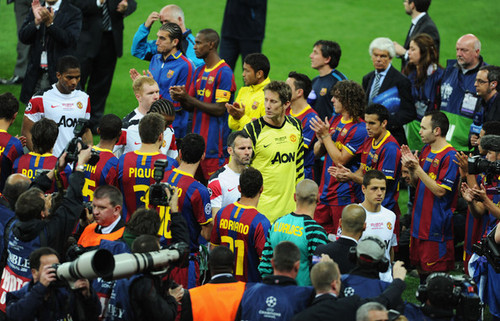 (Final) FC Barcelona - Manchester United: Champions League