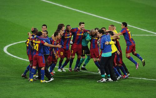 (Final) FC Barcelona - Manchester United: Champions League
