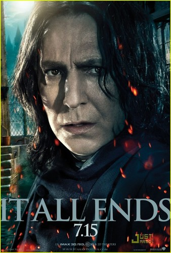 'Harry Potter' Posters -- The Villians