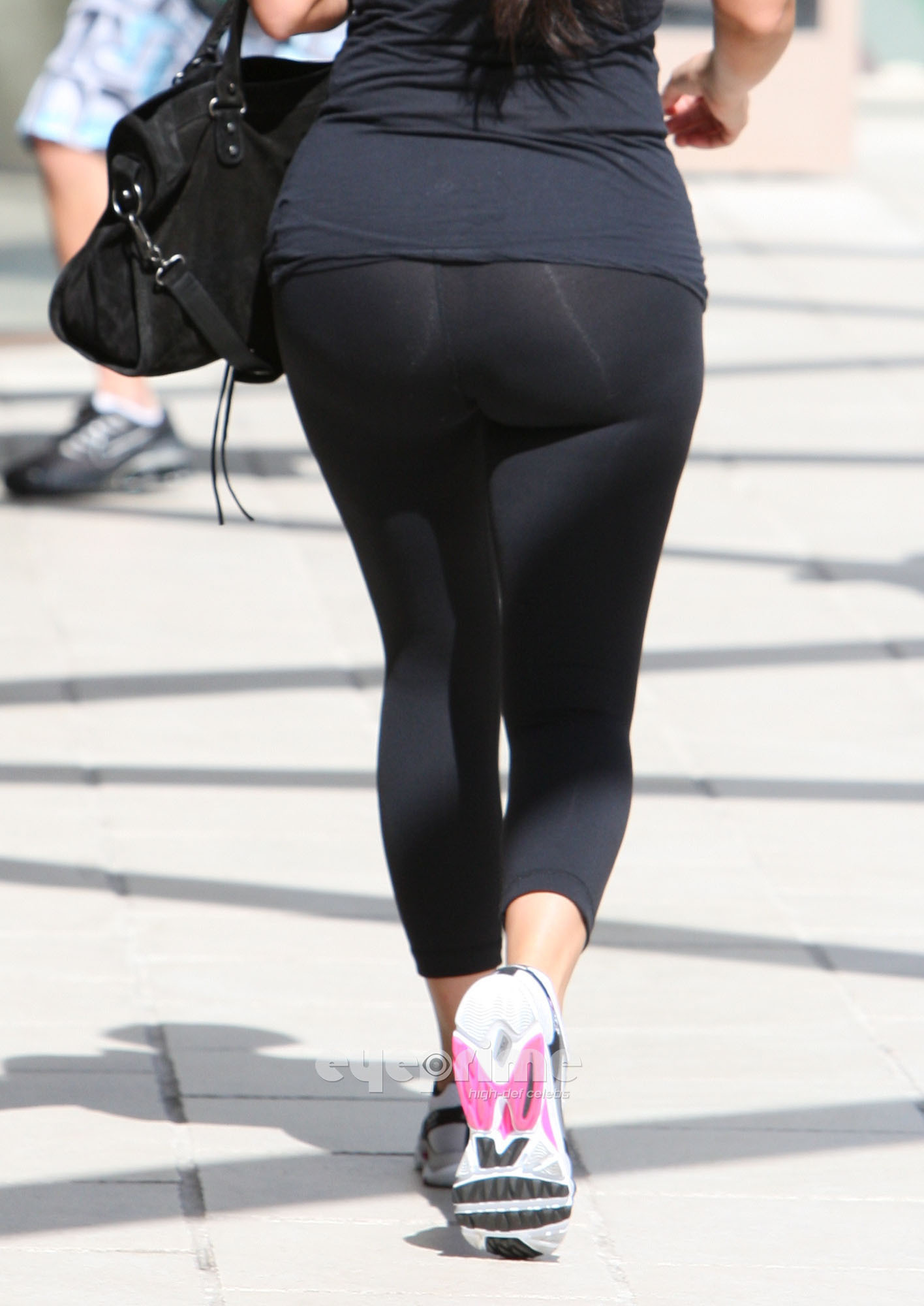 Kim Kardashian hits the Gym in Hollywood, June 2nd