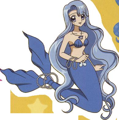 Noel, Mermaid Melody 壁紙 containing アニメ called 1Noel - Mermaid melody