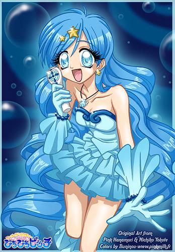 1Tagged: Mermaid Melody, Hanon,