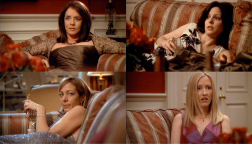 The West Wing wallpaper called 3x15- The women