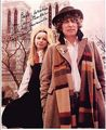 4th Doctor + Romana - the-fourth-doctor photo