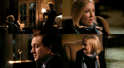 The West Wing wallpaper entitled 4x11-Josh & Donna