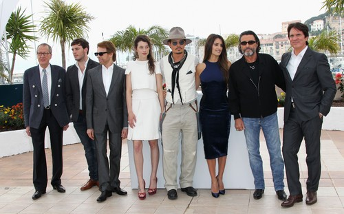 "64th Annual Cannes Film Festival - ""Pirates of the Caribbean: On Stranger Tides"
