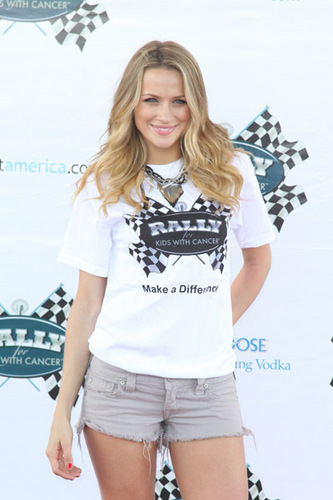 APRIL 30 - RALLY FOR KIDS WITH CANCER SCAVENGER CUP - START YOUR ENGINES brunch ARRIVALS