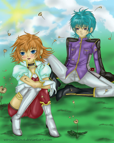 Ace & Mira <3