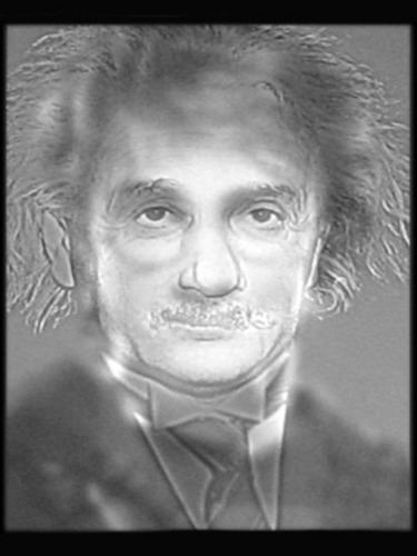 Harry Potter vs Twilight wallpaper entitled Albert Einstein o Harry Potter
