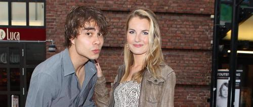 Alex and Maria