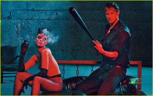 Alexander Skarsgard: These Boots Weren't Made For Walkin'