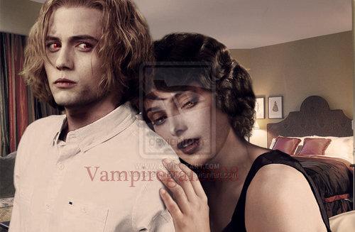 অ্যালিস্ কুলেন দেওয়ালপত্র entitled Alice Cullen