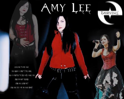 Amy Lee 고딕