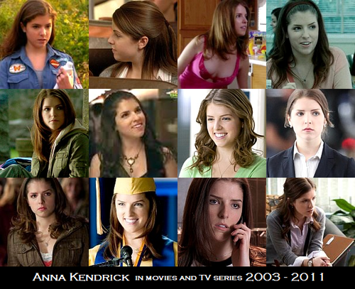 Anna Kendrick on the screen (2003 - 2011)
