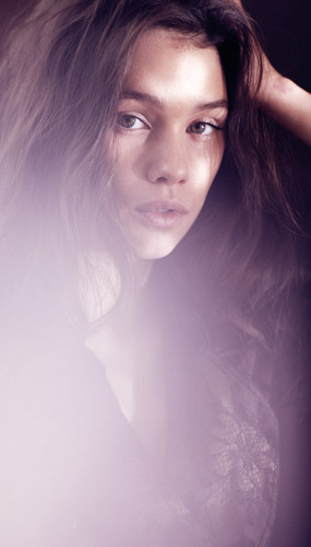 Astrid Berges-Frisbey photoshoots