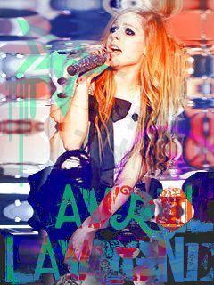 Avril Lavigne is ROCKIN