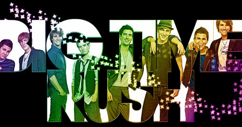 BTR 虹 Letters