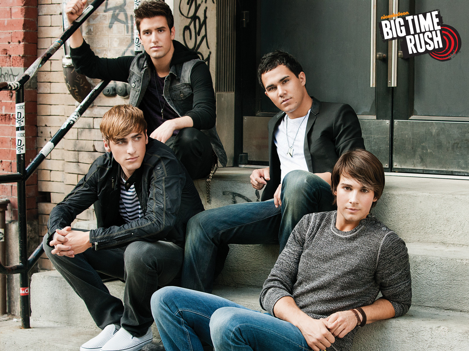 Big Time Rush BTR Wallpaper
