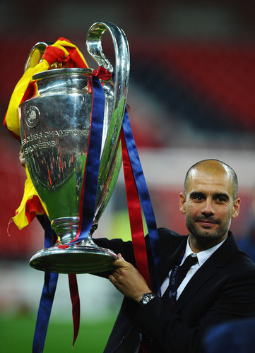 Barcelona vs Manchester United [Champions League Final]