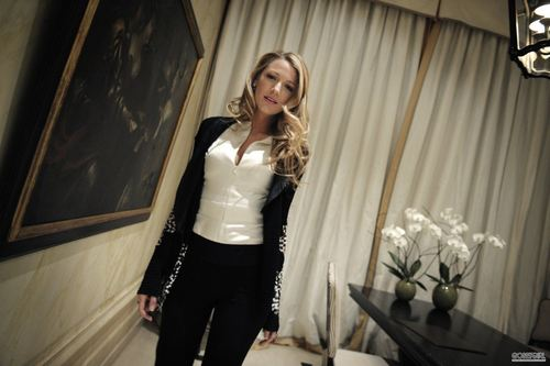 Blake Lively Chanel Photoshoot