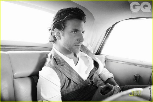 Bradley Cooper 壁纸 possibly containing an automobile entitled Bradley Cooper - GQ Australia (June/July 2011)