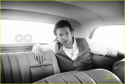 Bradley Cooper wallpaper possibly with a family room, a living room, and a drawing room titled Bradley Cooper - GQ Australia (June/July 2011)