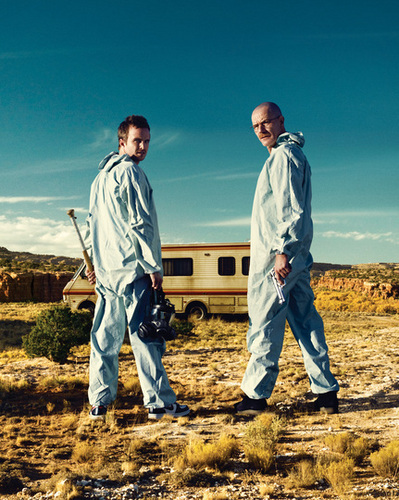 Breaking Bad- promo shot