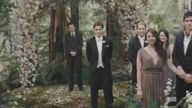 Breaking Dawn Part 1 Teaser Trailer screencaps