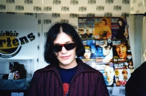 Brian Molko wallpaper containing sunglasses entitled Bri:*:*