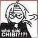 CHIBI!!!