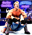 Can You Break The Walls Of Jericho - chris-jericho fan art