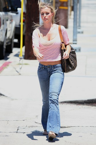 Candids in Los Angeles
