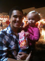 Carlos and a child!