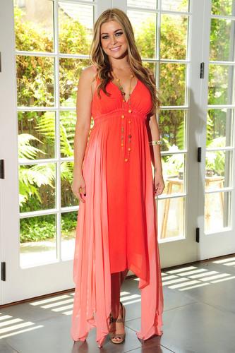 Carmen Electra In LA 31 05 2011