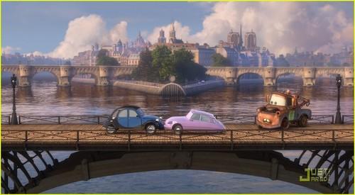 Cars 2: Trailer #2!