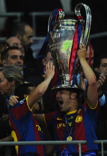Champions League: FC Barcelona vs Manchester United - Final