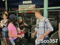 Charlie, Daniel & Alex at Fenway Park 2010