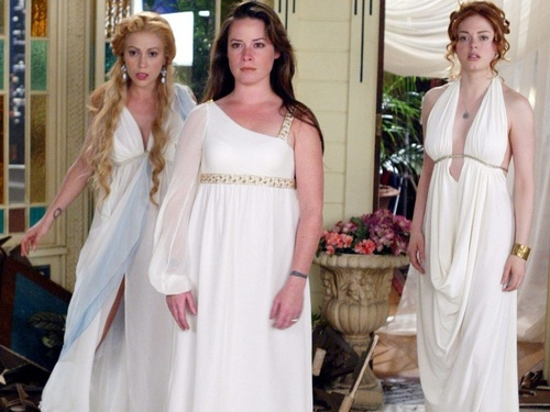 Charmed wallpaper probably with a dinner dress, a gown, and a bridesmaid called Charmed Wallpaperღ