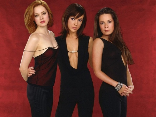 Charmed wallpaper with a cocktail dress titled Charmed Wallpaperღ
