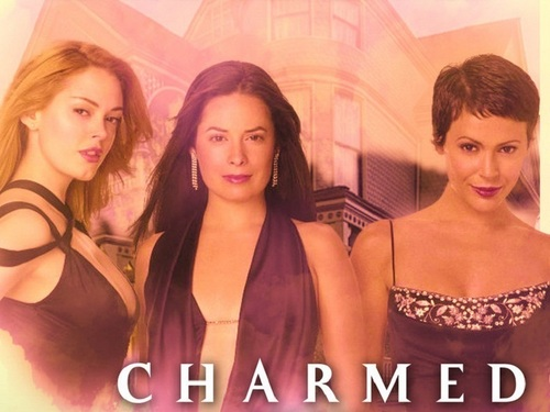 Charmed wallpaper with a portrait called Charmed Wallpaperღ
