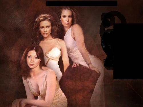 Charmed wallpaper with a dinner dress called Charmed Wallpaperღ