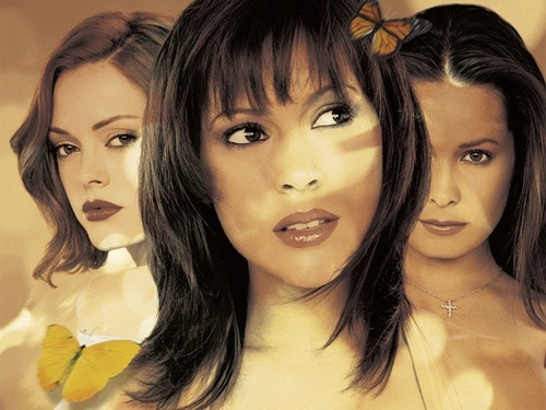 Charmed wallpaper containing a portrait titled Charmed Wallpaperღ
