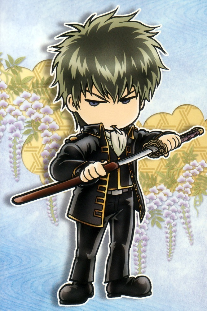 gintama chibi - photo #5