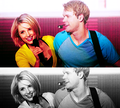 Chord&amp;Dianna {Glee Live! 2011}  - sam-and-quinn fan art