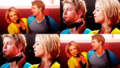 Chord&Dianna {Glee Live! 2011}  - sam-and-quinn fan art