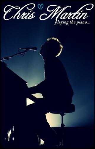 Chris Martin, 酷玩乐队