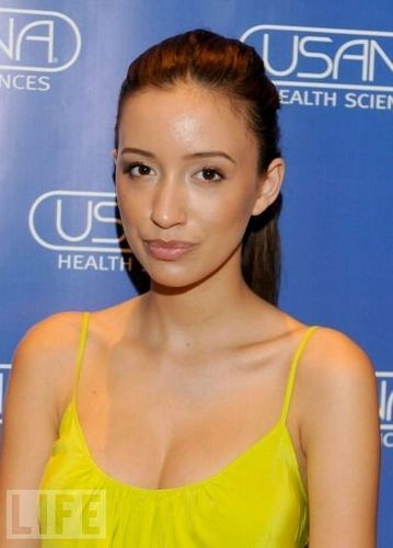 Christian Serratos: MTV Movie Awards Style Lounge in Hollywood, Jun 3