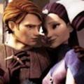Clone Wars Anakin and Padmé